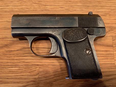 Pistole Taschenpistole Dreyse kaufen 6.35mm