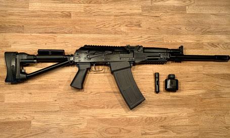Izhmash Saiga AK47 Kalashnikov Saiga Flinte Saiga12 KC-C2
