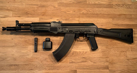 Izhmash Saiga AK47 Kalashnikov MKK104  7.62x39