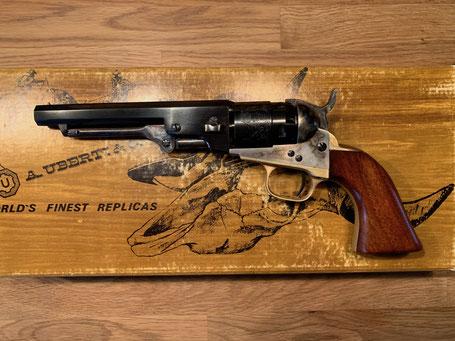 Uberti Colt Vorderlader kaufen 1862