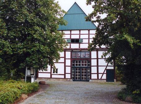 Fachwerkhaus in Rheda-Wiedenbrück ® Stadt Rheda-Wiedenbrück