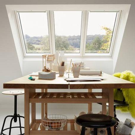 VELUX Studio-Fenster