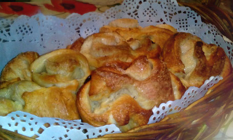 Быстрое тесто булочки рецепт с фото