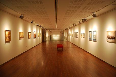Sala de exposiciones CUC de Almeria.