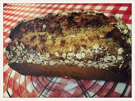 Chia Mandelmilch Haferflocken Brot, Thermomix Brot, Vollwert Brot, Vollwert Thermomix Brot, Vollkornbrot, Vollkornbrot einfach