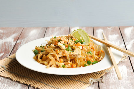 pad thai vegan, pad thai thermomix, pad thai vegan thermomix