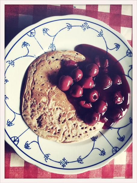 Pfannkuchen vegan, Pfannkuchen Dinkelmehl, Pancakes Dinkelmehl, Pancakes weizenfrei, Pancakes Thermomix
