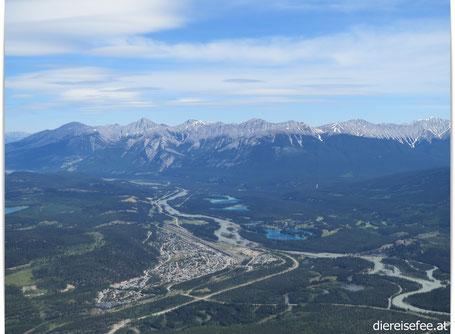 Jasper in Alberta - Kanada