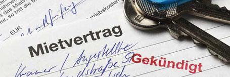 Kündigung im Mietrecht - Fachanwalt für Mietrecht in Rastatt und Bühl