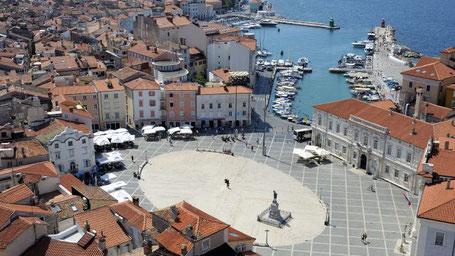 Charteryachten Slowenien - Marina Izola