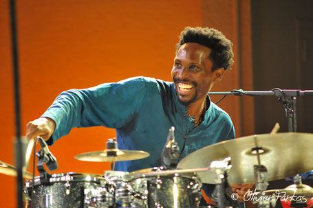 Sonny Troupé - 2017 festival Jazz à Ramatuelle.  (Photo) Olivier Farkas.