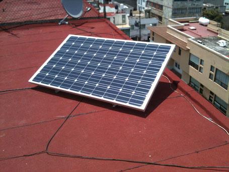 Freno a la energía solar en México