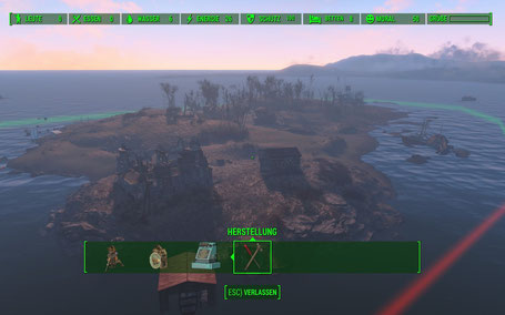 Fallout 4 Spectacle Island Siedlungsbau - die größte Siedlung in Fallout 4, Vergleich by best-survival-games.com