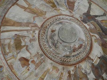 Les Thraces de Bulgarie : le tombeau de Kazanlak