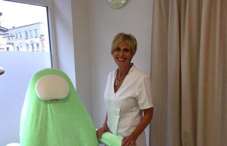 Anja Mauell Fusspflegerin Velbert, Ausbildung medizinische Fusspflege