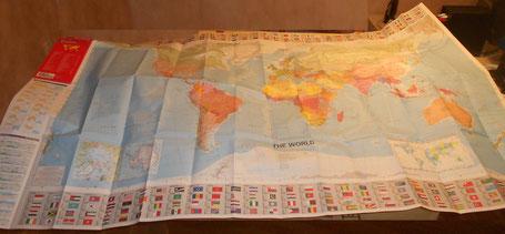 Seguro de viaje para vuelta al mundo