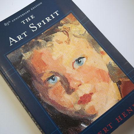 """The Art Spirit"", Robert Henri, 85th anniversary edition, Basic Books, 2007"