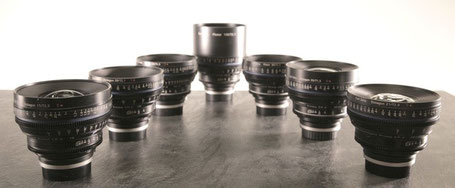 Puhlmann Cine - Lenses