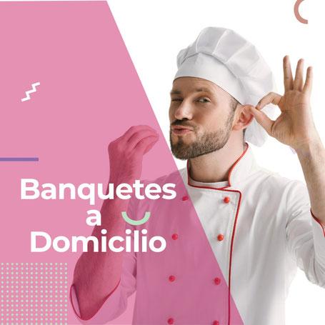 Banquetes a domicilio en guadalajara