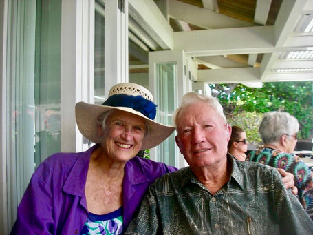 Rita and Skip Cowell