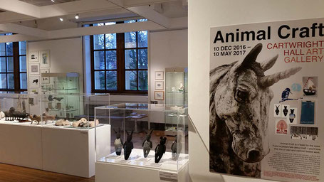 The Animal Craft Exhibition Gallery At Cartwright Hall