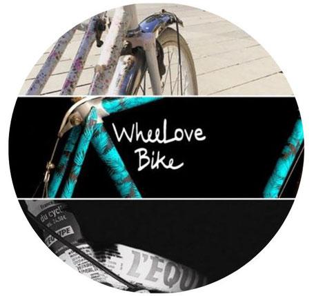 WheeLove Bike velo occasion vintage