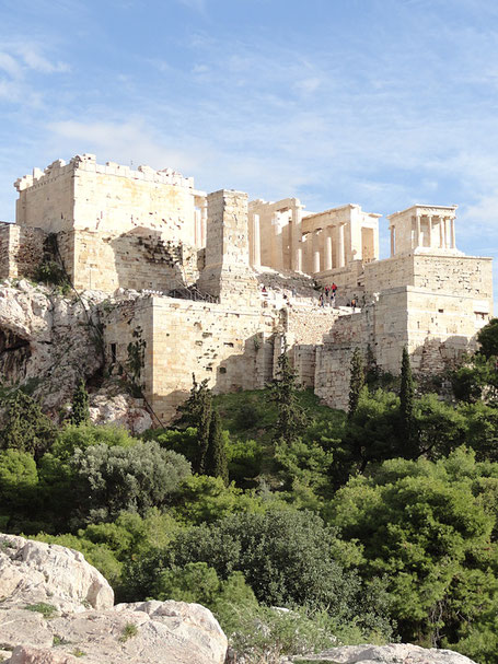 No Photoshop required: the Acropolis is that beautiful!