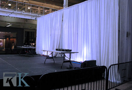 Customers Can Diy Rk Pipe And Drape Stageprops