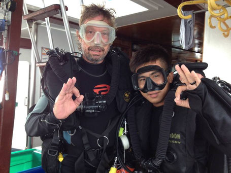 Learn to Tec Dive with Rainbow Divers