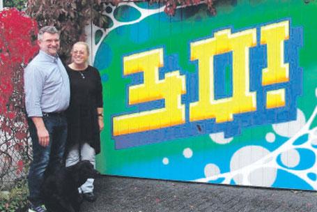 Foto & Text: Cronenberger Woche, 8. Oktober 2016