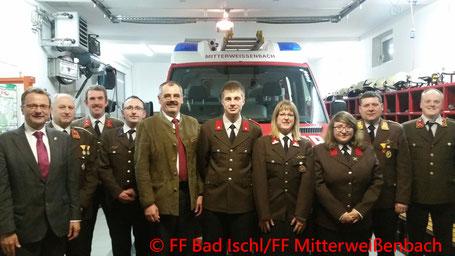© Freiwillige Feuerwehr Bad Ischl/Freiwillige Feuerwehr Mitterweißenbach
