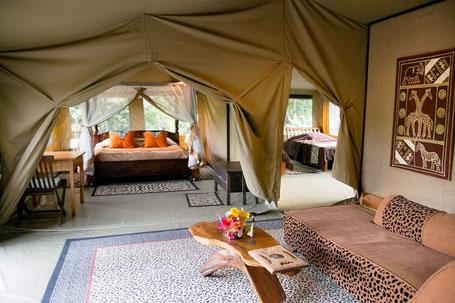 Lodge Campo Tendato quale scegliere in  Safari