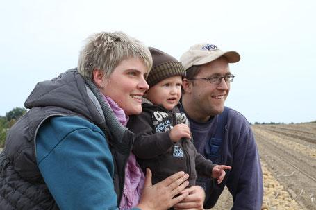 Familie Hartmann aus Rettmer