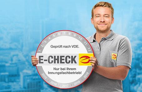 E-Check Elektro-Innung-Kiel