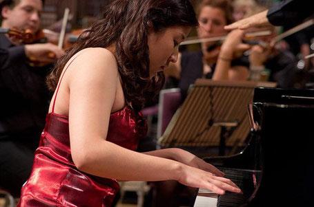 Jinah Shim - 2019 Mozart Memorial Prize Winner