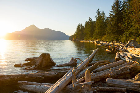 Howe Sound British Columbia