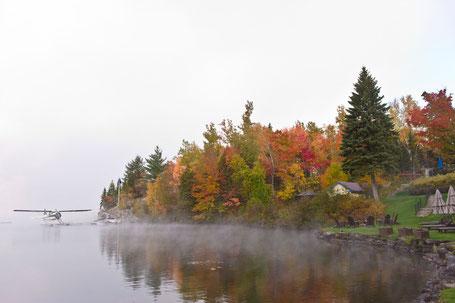 Laurentians Mont-Tremblant Quebec Kanada