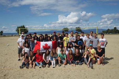 Qualicum Beach Schüleraustausch