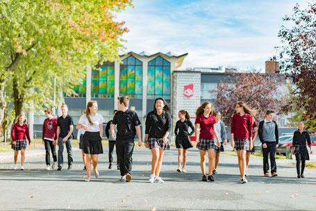 Collège Saint-Bernard Quebec Internat