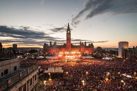 Festival in Ottawa Ontario