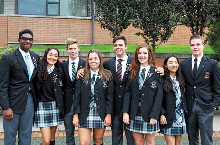 Privatschulen in Kanada - mit Breidenbach Education