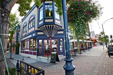 Kelowna Okanagan British Columbia