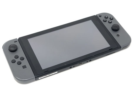 Nintendo Switch defekt Display ladebuchse