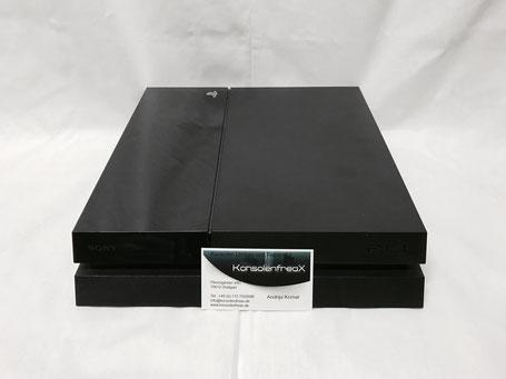 PS4 überhitzt sehr laut