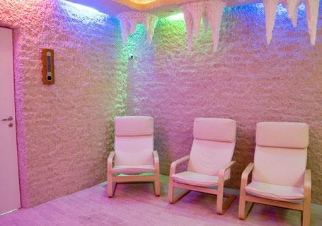 Ультразвуковая галотерапия