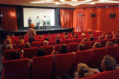 Impression vom Sport-Forum 2012 (Foto: Erich Brassel)