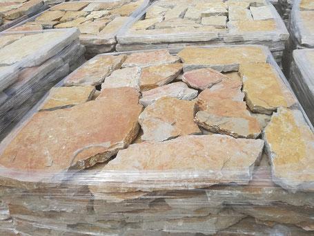 Piedra natural - piedra para suelo y fachada
