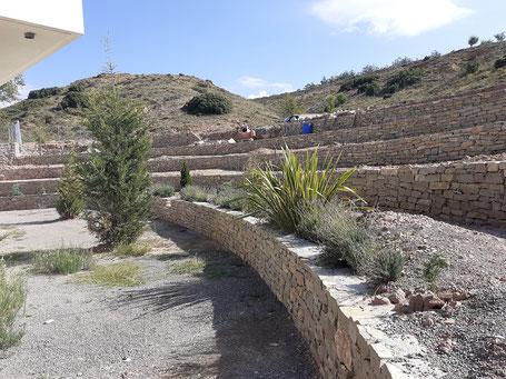 Muro de mampostería - piedra para muros