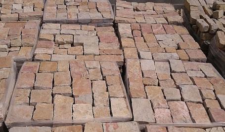 Piedra cuadreada - Piedra para fachadas, suelos, muros