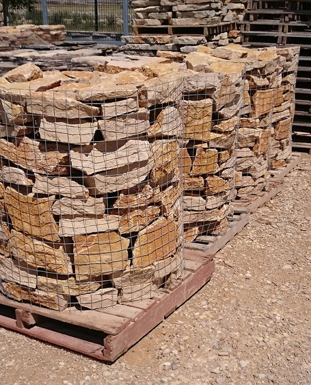 Piedra natural - piedra mampostería